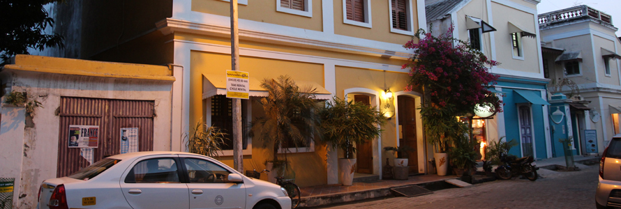 pondicherry - places to visit
